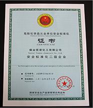 安全标准化二ji企业